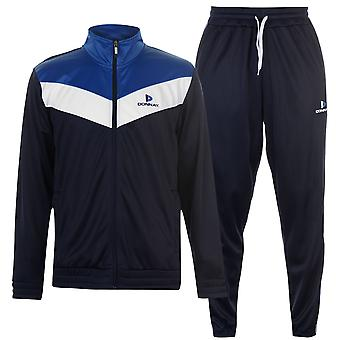 Donnay Mens Poly Tracksuit