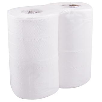 Staples 2 Ply Economy Conventional Small Toilet Rolls