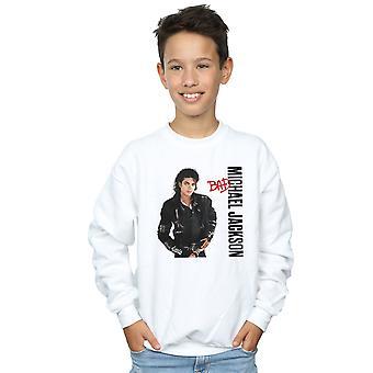 Michael Jackson Boys Bad Pose Sweatshirt