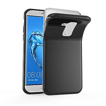 Cadorabo geval voor Huawei NOVA PLUS gevaldekking-mobiele telefoon geval gemaakt van flexibele TPU silicone-silicone geval beschermende case ultra slanke zachte terug Cover Case bumper