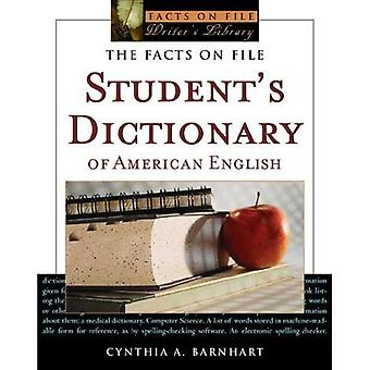 De feiten over bestand Student's Dictionary of American English (Writers Library) (Facts on File Writer's Library)