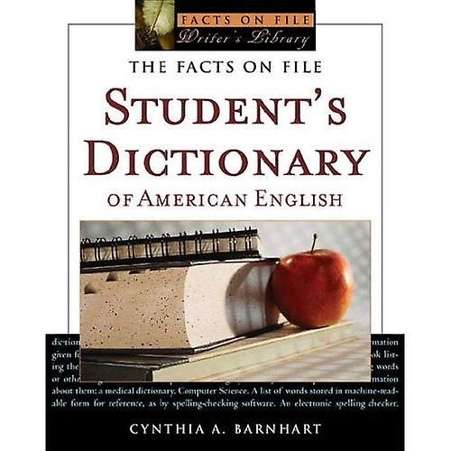 The Facts on File Student's Dictionary of American English (Writers Library) (Facts on File Writer's Library)