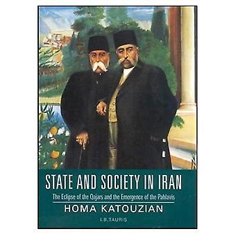 Dichiari e società in Iran: l'eclissi dell'impossessandosi e l'emergere del Pahlavis