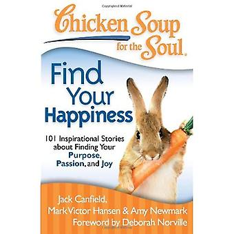 Chicken Soup for the Soul: Find Your Happiness: 101 Stories about Finding Your Purpose, Passion, and Joy (Chicken Soup for the Soul