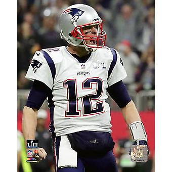 Tom Brady Super Bowl LIII Photo Print