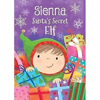Sienna - elfe Secret du père Noël