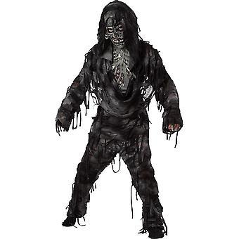 Pojat hirviö Zombie puku
