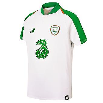 New Balance Kinder Irland Away Shirt 2018 2019 Junior