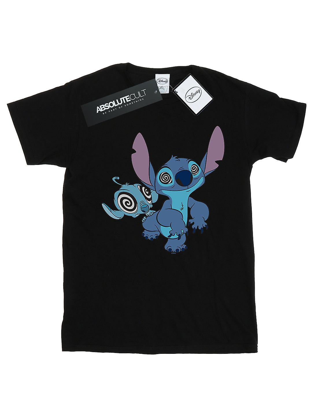 Disney Men's Lilo And Stitch Hypnotized T-Shirt