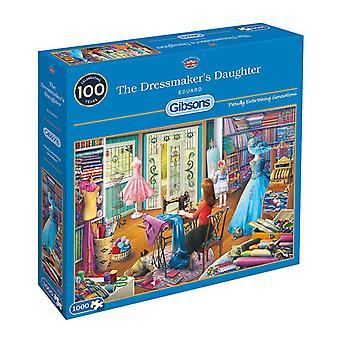 Gibsons Schneiderin Tochter Jigsaw Puzzle (1000 Teile)
