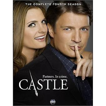 Castle - linna: Season 4 [DVD] Yhdysvallat tuoda