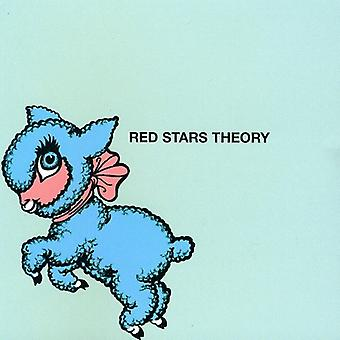 Théorie des étoiles rouge - importation USA Red Stars Theory EP [CD]