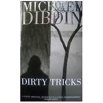 Skitne triks av Michael Dibdin - 9780571165308 bok