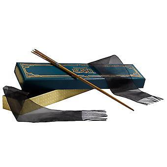 Baguette de créatures fantastiques Newt Scamander dans la boîte d'Ollivanders