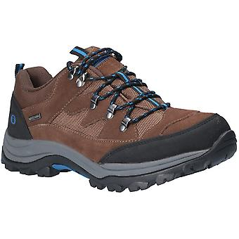 Cotswold Mens Oxerton Low Wicking Hiker Walking Shoes