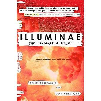 Illuminae by Amie Kaufman - Jay Kristoff - 9780553499117 Book