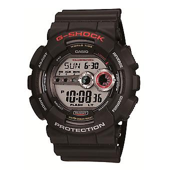 Casio G-Shock mænds sort Alarm Chronograph se GD-100-1AER
