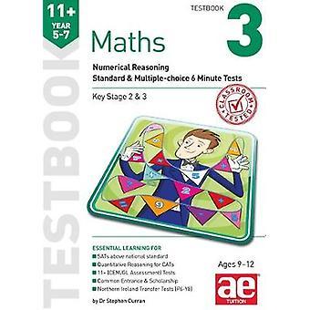 11 + الرياضيات السنة 5-7 تيستبوك 3-معيار الاستدلال العددي & مولتيبل