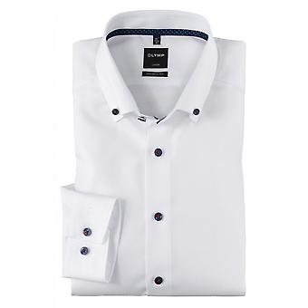OLYMP Olymp Plain Formal Fashion Long Sleeve Shirt
