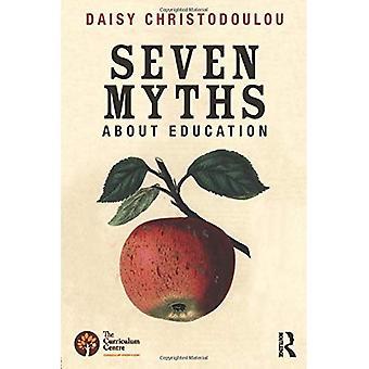 Sete mitos sobre educação
