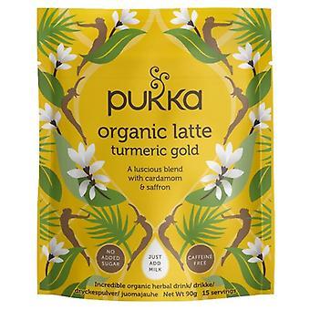 Pukka turmeric ouro orgânico latte 360g