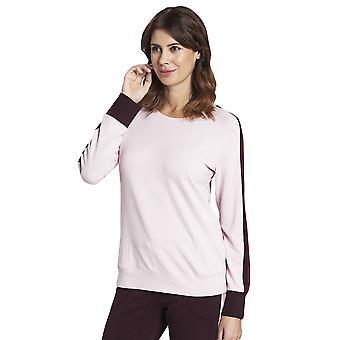 Rösch 1193707-12601 Women's Pure Wild Rose Pink Pyjama Top
