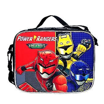 Lunch Bag - Power Rangers - Beast Morphers New PR43863