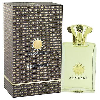 Amouage beloved eau de parfum spray by amouage 518483 100 ml