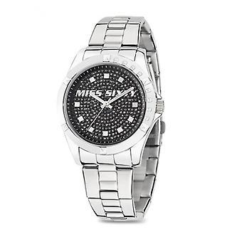 Miss Sixty Stud Black Watch R0753128501