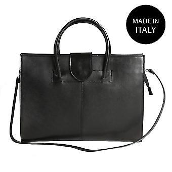 Handtasche aus Leder 9025