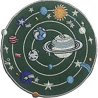 Patch - Sun, Moon, & Stars - Solar System Icon-On p-dsx-4818