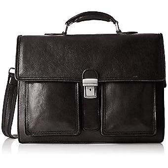 All-Fashion Chicca Cbc181010gf22 Unisex Adult Black Hand Bag 11x30x43 cm (W x H x L)