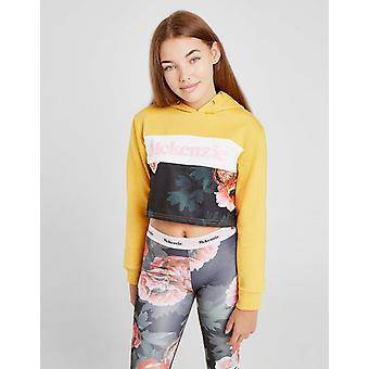Nieuwe McKenzie meisjes ' genade gewas hoodie Junior geel
