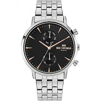 BEN SHERMAN - Watch - Men - WB041BSM - PORTOBELLO PROFESSIONAL MULTI