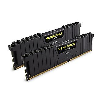 Corsair Vengeance LPX 16GB (2x8GB) Desktop Gaming geheugen zwart