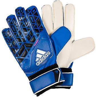 אדידס ביצועים ויוניסקס כדורגל הדרכה שוער השוער כפפות-כחול