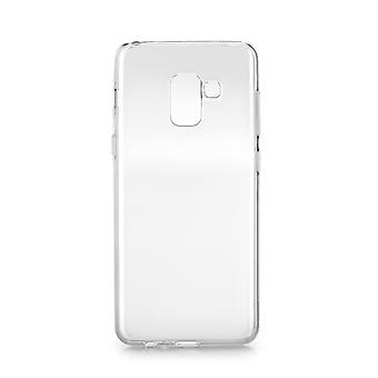 Hull For Samsung Galaxy A8 (2018) Transparent And Flexible