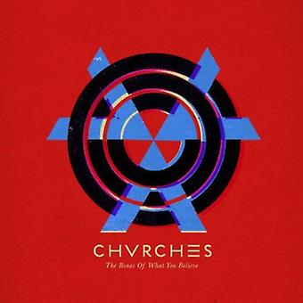 Chvrches - Bones of What You Believe [Vinyl] USA import