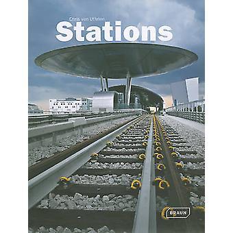 Stations by Chris van Uffelen - 9783037680445 Book