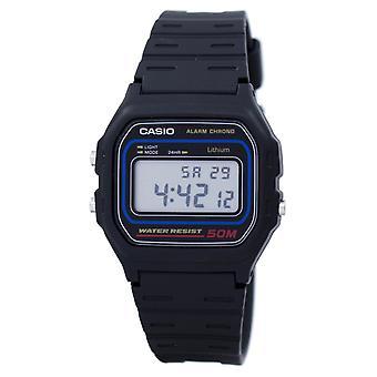 Casio Alarm Chrono Digital W-59-1VQ W59-1VQ Men's Watch