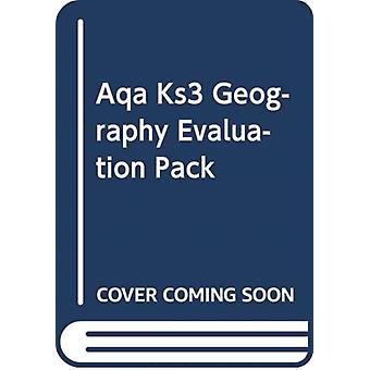 AQA KS3 Geography Evaluation Pack by Ross