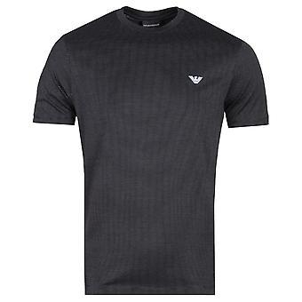 Het zwarte logo T shirt