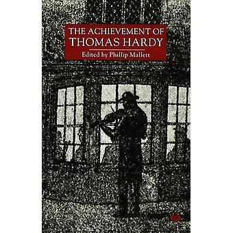 Achievement of Thomas Hardy by Mallett