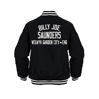 Billy Joe Saunders Boxing Legend Jacket