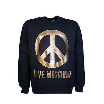 Moschino Sweatshirt Pullover M6470 40 E2090