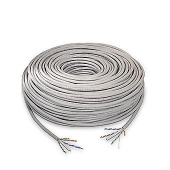 Categoría 6 Cable duro UTP RJ45 NANOCABLE 10.20.0504 305 m