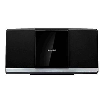 Mini Hifi Grundig MF2000BT 40W Bluetooth USB Schwarz