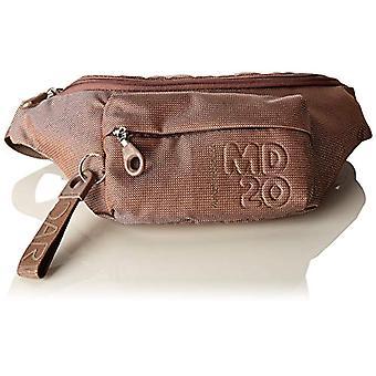 Mandarin Duck Md20 Women's Beige/Taupe strap bag 10x21x28.5 cm (B x H x T)