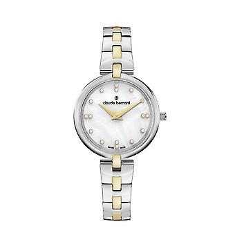 Claude Bernard - Wristwatch - Women - Dress Code Quartz - 20220 357JM NAPD