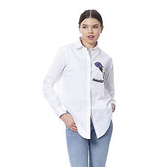 White Shirt Silvian Heach Woman
